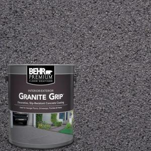 BEHR Premium 1 gal. #GG-06 Vineyard Rock Decorative Concrete Floor Coating 65001 at The Home Depot - Mobile