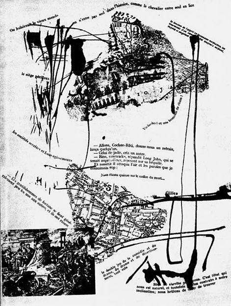 Memoires / Guy Debord and Asger Jorn
