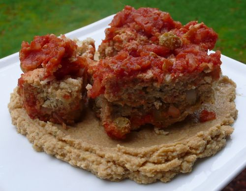 Moroccan Inspired Meatloaf | Dinner Recipes | Pinterest