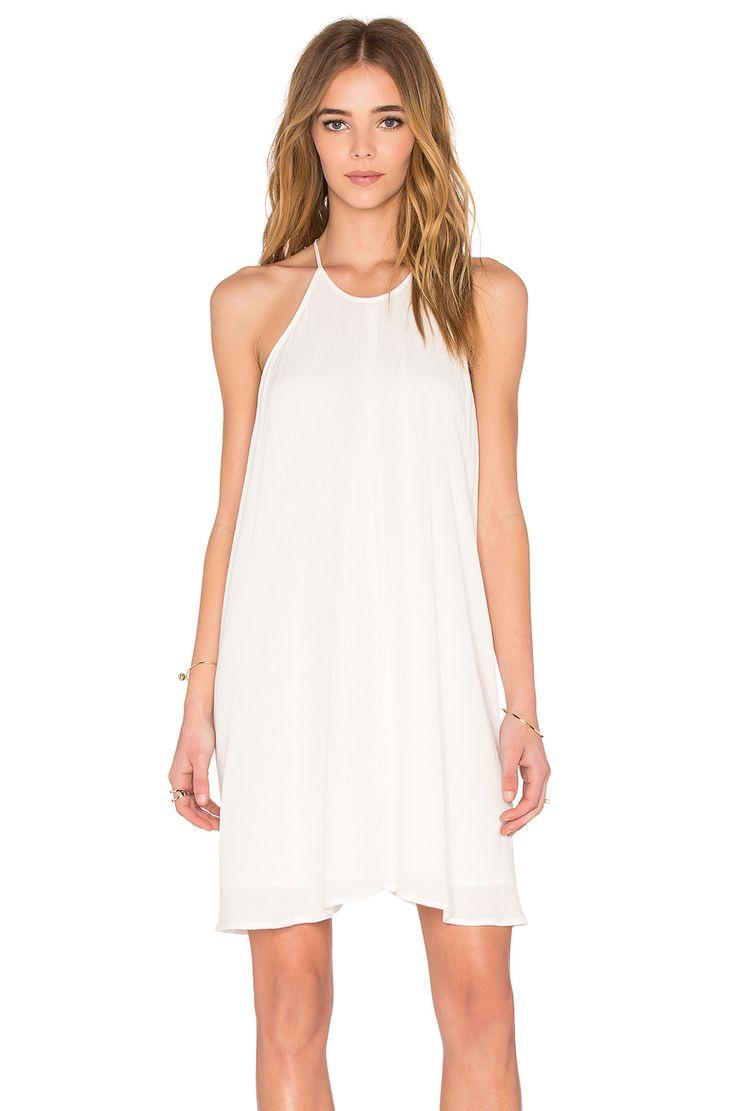 BLAQUE LABEL Gauze Dress in White | REVOLVE