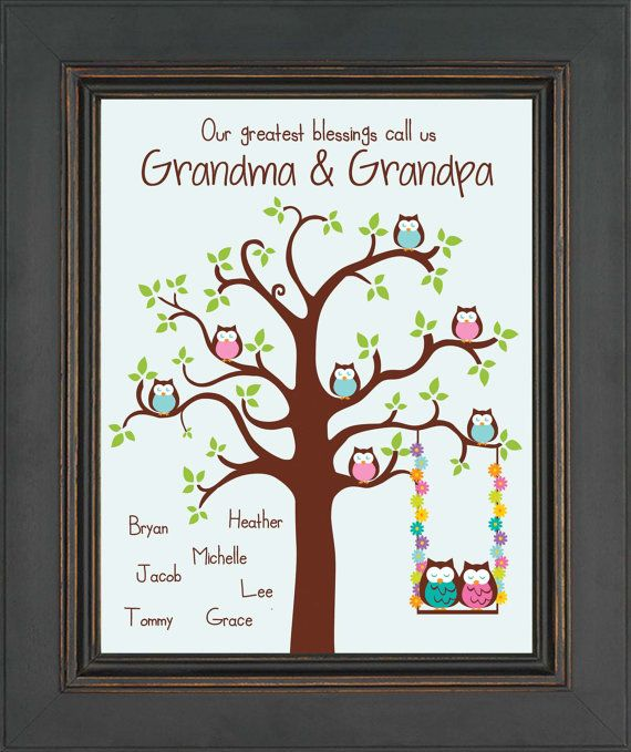 personalized christmas gifts grandparents - Rainforest Islands Ferry