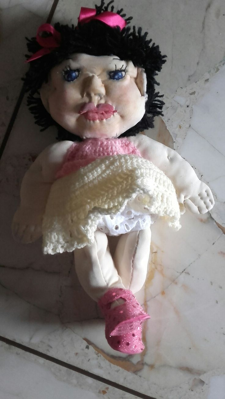 La mia bambola ...