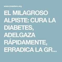 EL MILAGROSO ALPISTE: CURA LA DIABETES, ADELGAZA RÁPIDAMENTE, ERRADICA LA GRASA DE VENAS Y ARTERIAS TAPADAS, DESINFLAMA ÓRGANOS, CURA LA HIPERTENSIÓN, LA GASTRITIS Y MAS!