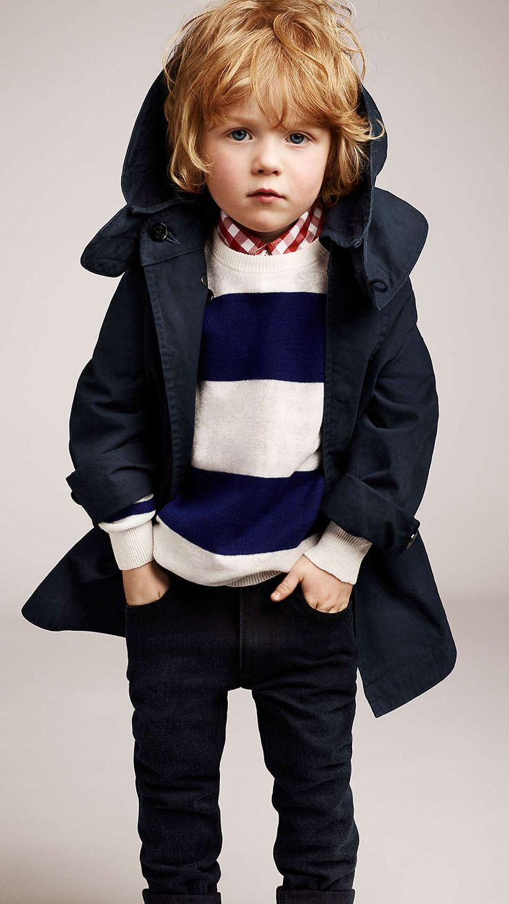 - cool layers for boys! Simple color palate mixed with a simple (striped) pattern.
