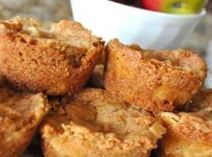 Grandma's Secret Apple Brownies! Recipe
