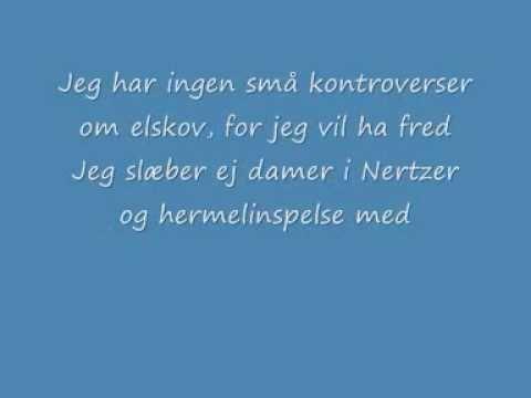 Manden paa Risten (Den originale - Carl Alstrup - 1936 - med tekst)