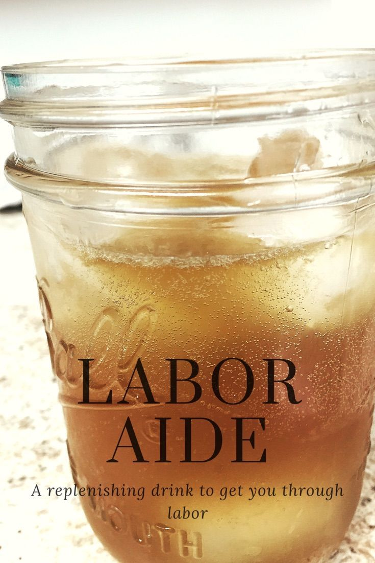 Labor Aide: A Replenishing Drink To Get You Through Labor - The Kneaded Homestead - labor, recovery, post partum, pregnancy, after, during, birth, baby, pregnant, natural, real food