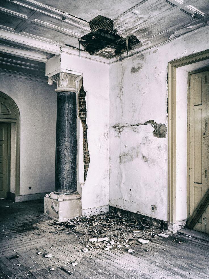 "https://flic.kr/p/CfvKxn   The column #""Urban decay"" #adulteration #blight #""break down"" #breakup #consumption #corrupt #decadence #decline #decomposition #decrease #degenerate #degeneration #deteriorate #die #disintegrate #ebb #fade #failure #fall #moulder #putrefaction #putrefy #rot #ruin #spoil #waste #wither"