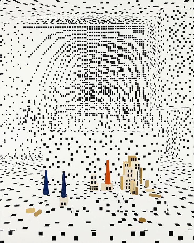 farahAtassi_2013_building_the_city_III_collection_lvmh.jpg 1120×1400 pixels