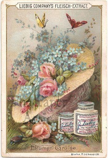 DecoranticArt: Profumo d'altri tempi - le etichette vintage