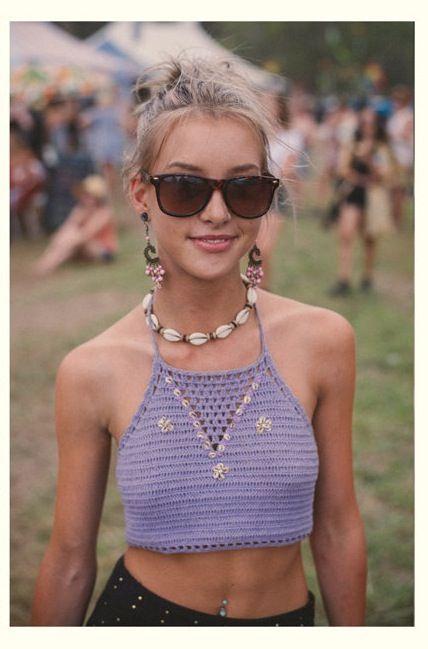 Festival Fashion/90s style/Bohemian girl