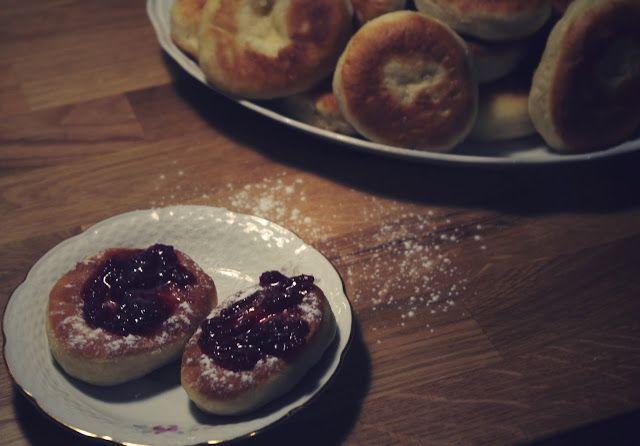 Vdolky - donuts