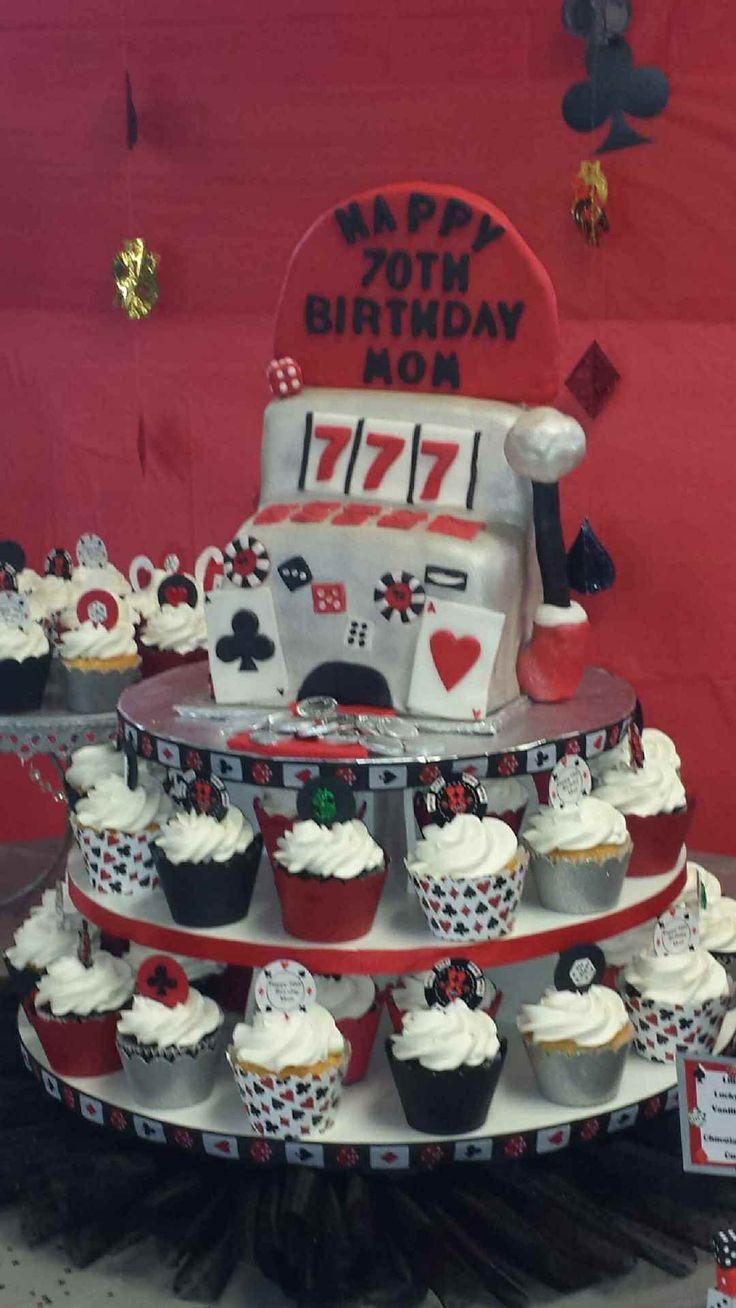 17 Best Ideas About Slot Machine Cake On Pinterest Slot