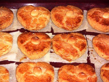 Mantecados caseros del pueblo, receta casera de la tía Reme