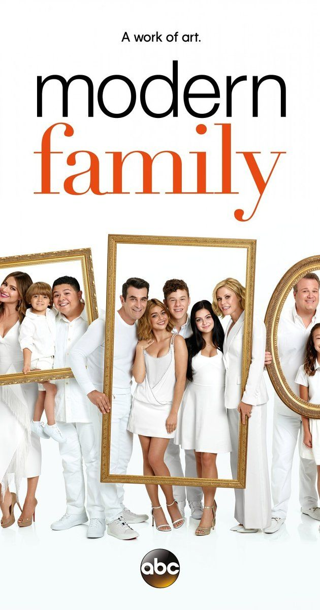 Created by Steven Levitan, Christopher Lloyd.  With Ed O'Neill, Sofía Vergara, Julie Bowen, Jesse Tyler Ferguson. Three different, but related families face trials and tribulations in their own uniquely comedic ways.