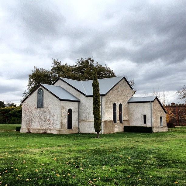 Stones of the Yarra Valley chapel