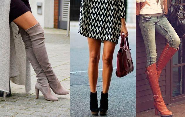 Cómo elegir las botas según tu altura. #consejosdeestilo #botas #aseseoriadeimagen