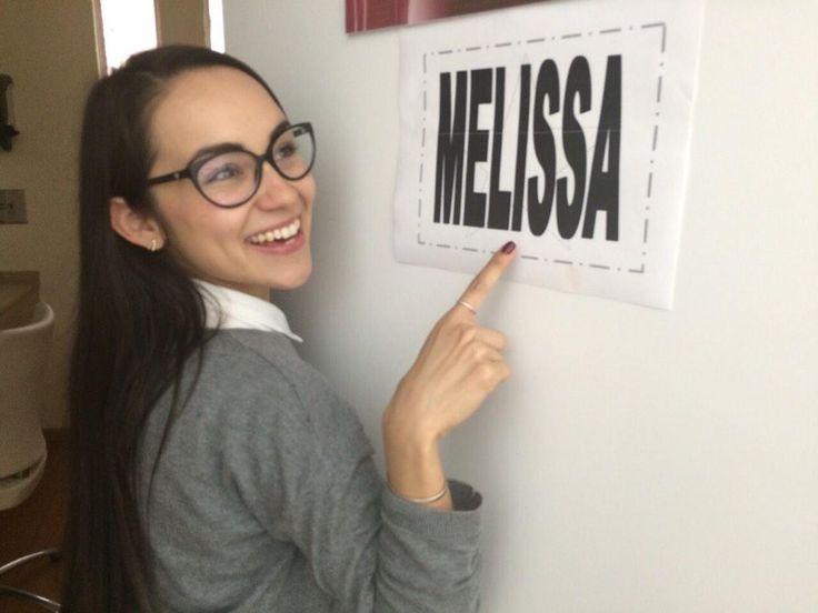Melissa en los premios TV y Nolelas México