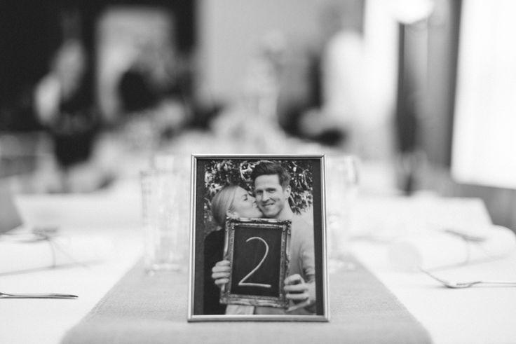 Display the table numbers in a personal way. Julia Lillqvist | Jimmie and Pia | bröllopsfotograf Jakobstad | http://julialillqvist.com