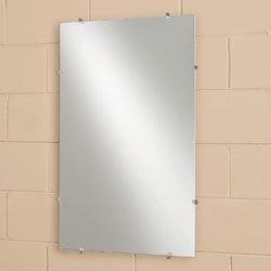 Frameless Flat Mirrors