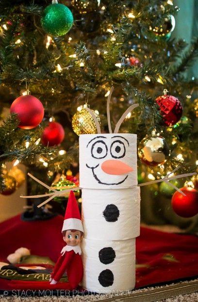Les lutins et leurs tours pendables sont de retour et envahissent à nouveau les maisons! Vos lutins de Noël sont à court d'idées? Voici 20 mauvais coups à réaliser à la maison!
