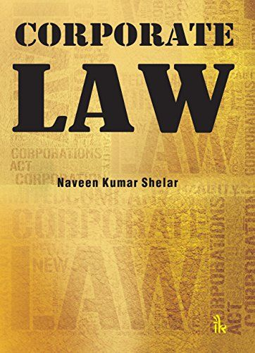 buy now       									 This book introduces Corporate Law to the law students, management students and other professionals to give an analytical view added with new and contemporary topics along with selected and organized  ...Read More