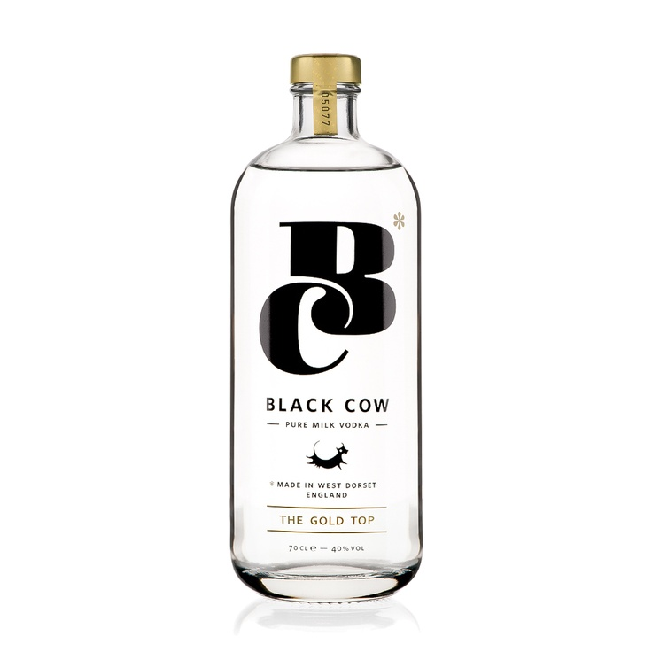 Black Cow Vodka. The world's first pure milk Vodka an exceptionally smooth Vodka with a unique creamy character.