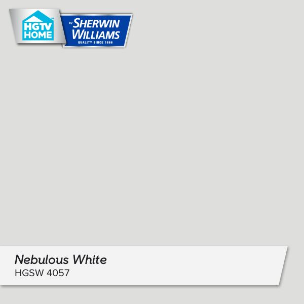 I really like this paint color - Nebulous White . What do you think? http://www.hgtvhomebysherwinwilliams.com/color-collection/Perfectly-Polished
