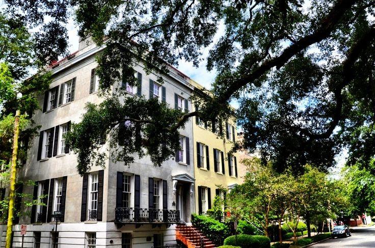 Historic Savannah, Georgia  – A Trip in Photos
