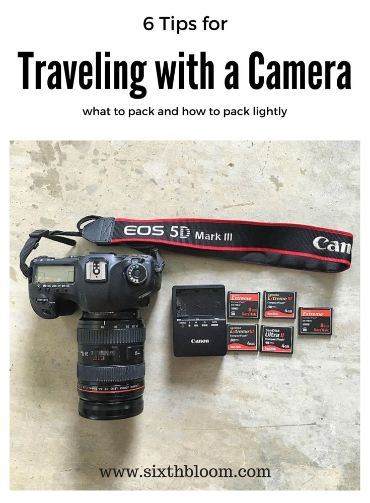 Photography Tips | 6 Tips for Traveling with a Kid & a Camera, traveling with camera gear