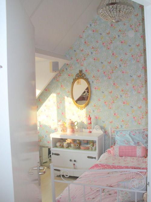 Studio pip behang slaapkamer