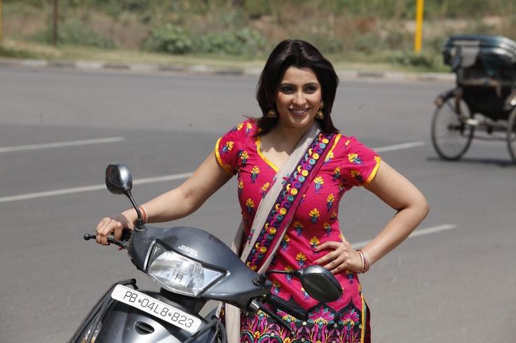 Neetu Singh as Gurleen Kaur in Saadi Love Story