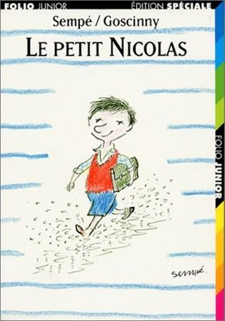 Le Petit Nicolas - on line & with questions!!!! Read this in French IV in…