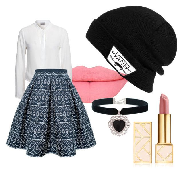 Beanie by radmany on Polyvore featuring polyvore, fashion, style, Vero Moda, Rumour London, Rock 'N Rose, Vans and Tory Burch