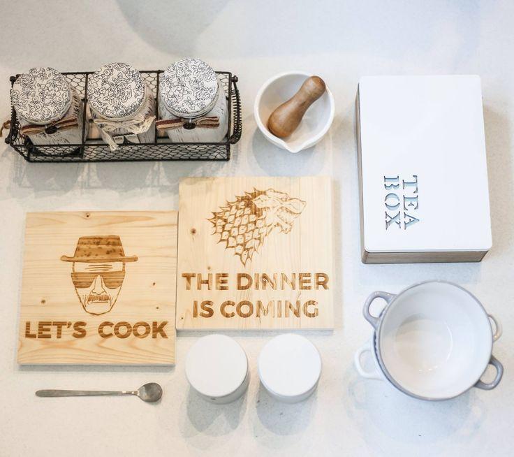 Te-ai mutat în casă nouă și intenționezi să gătești? Echipează-te cu tot ce ai nevoie! Vino la standul nostru din Palas Mall (situat în zona Hervis Sports) sau intră pe https://mr-house.ro/36-bucatarie și alege produsele pentru bucătărie care te vor ajuta să-i uimești pe cei dragi cu rețetele tale.