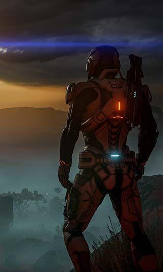 Mass Effect Andromeda - EA More