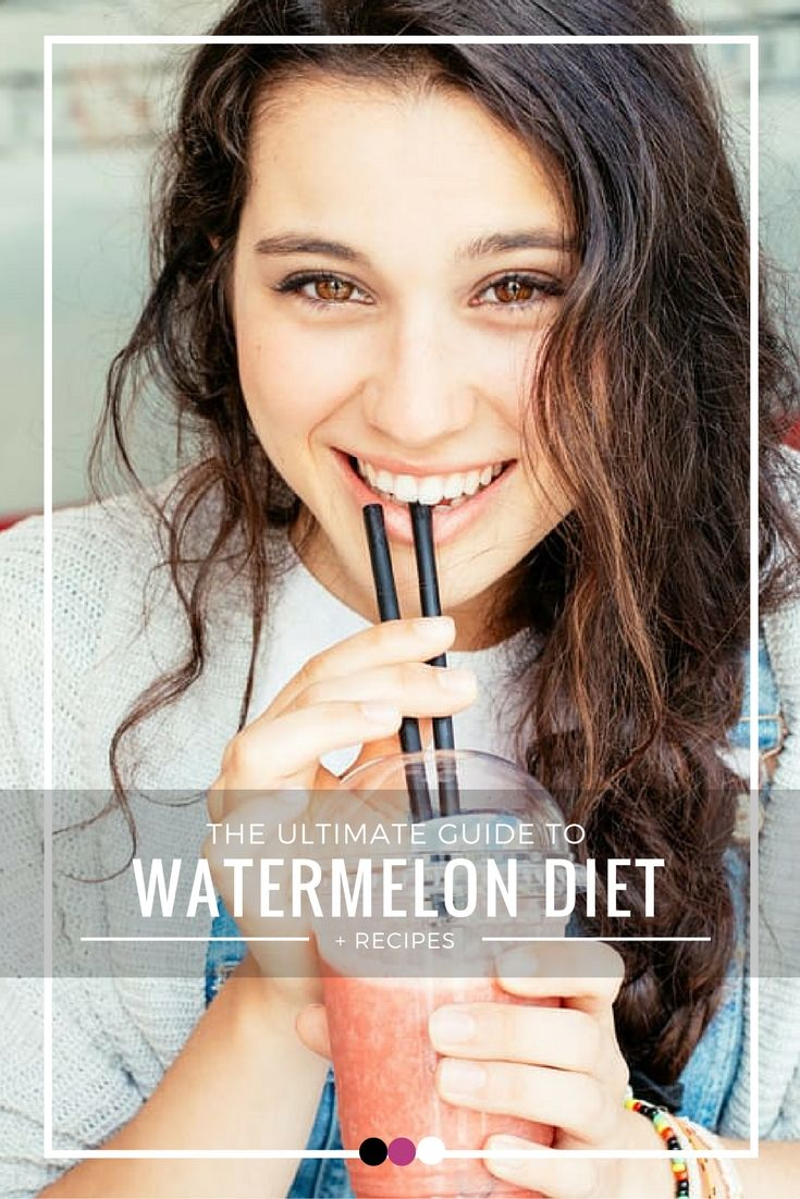 Where does the watermelon diet stand among all the fad diets? Time to find out!
