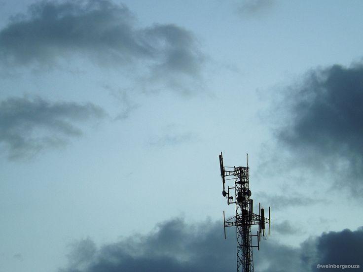 https://flic.kr/p/deiR8U | Torre de telefonia | DSCF0536