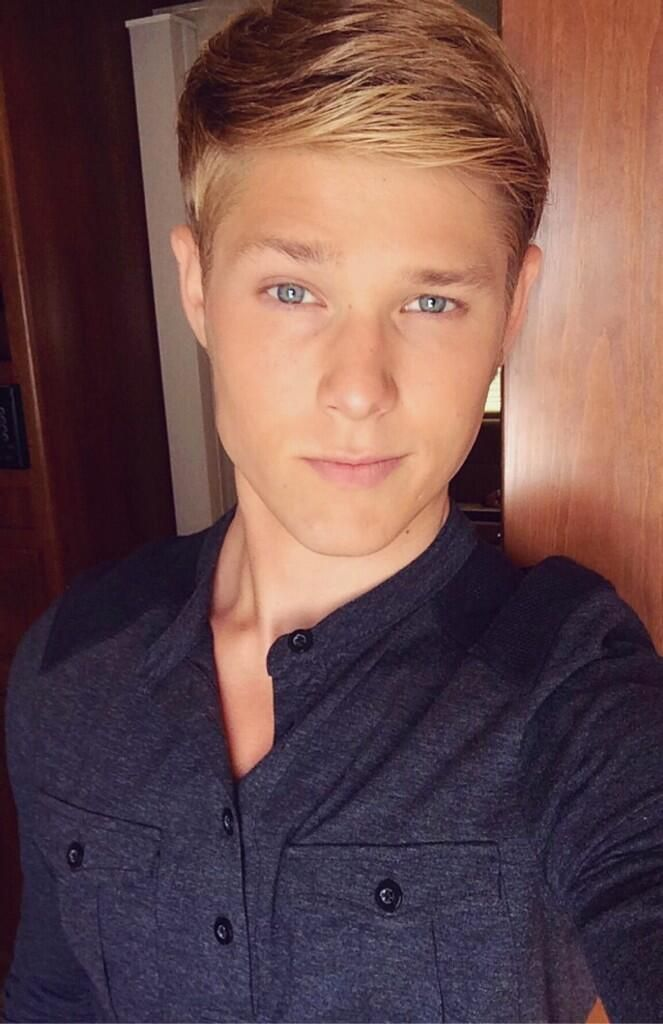 Perfect boys cut MASON DYE