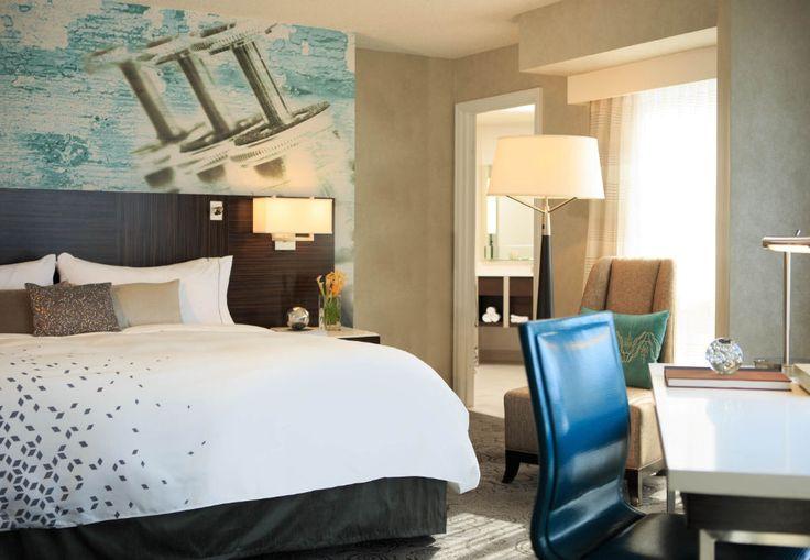 Parlor Suite Renaissance Nashville Hotel   TN 37203