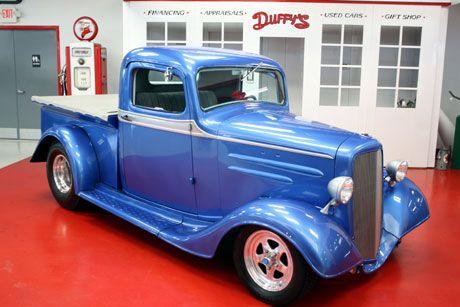1000 images about old trucks rat rods on pinterest. Black Bedroom Furniture Sets. Home Design Ideas