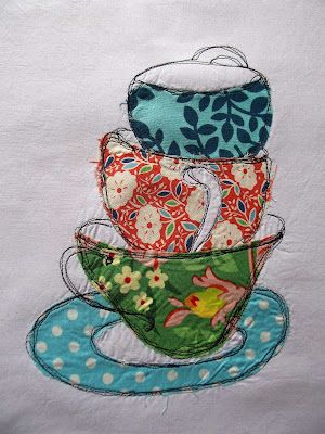 Seven-Stitches: Dreaming About all the Tea in China
