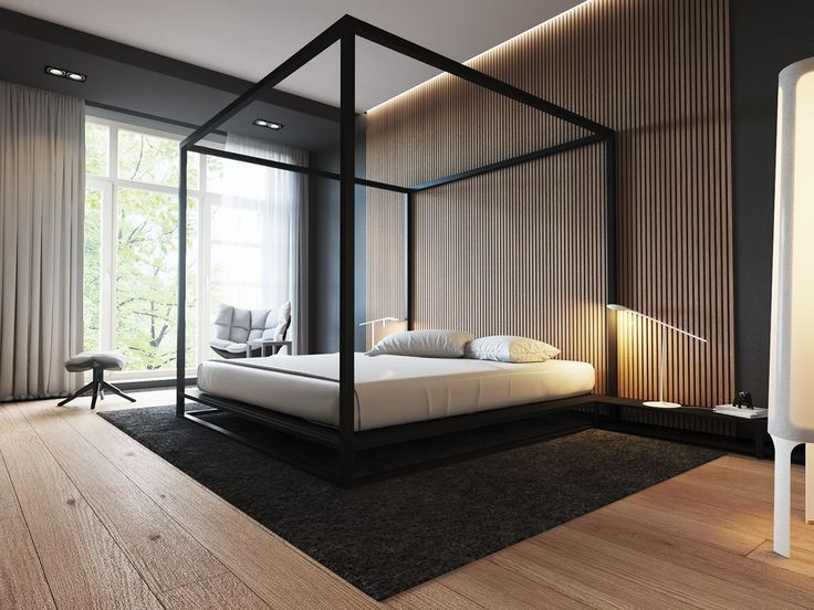 Best 25 modern canopy bed ideas on pinterest modern for Modern day bedroom designs