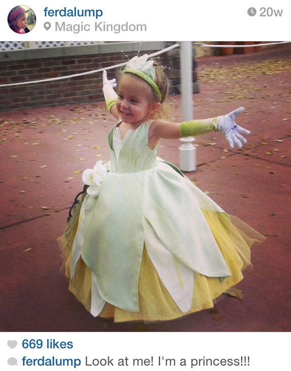 Best Ferdalump Images On Pinterest Disney Costumes Costumes - Mother makes daughters dreams come true incredible disney costumes