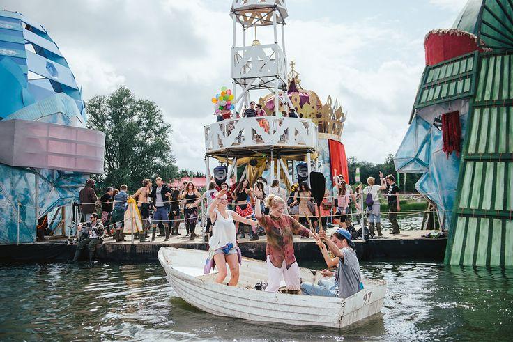 Secret Garden Party Festival 2012