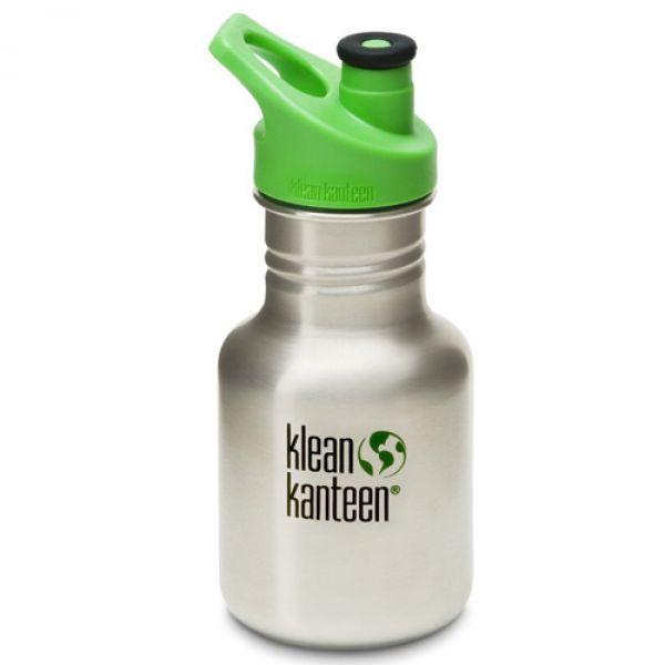 Klean Kanteen® - Trinkflasche Sport 355 ml, Edelstahl