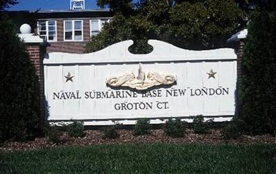 Naval Submarine Base New London, Connecticut