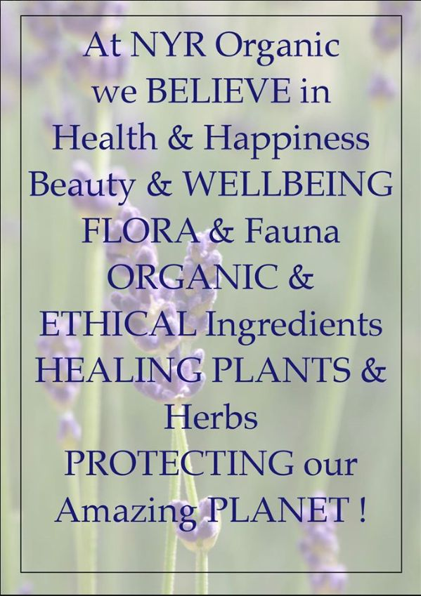 Check out our amazing product line. Click here for details! https://us.nyrorganic.com/shop/kathleensheehan/area/shop-online/