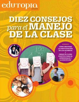 Diez consejos para el manejo de la clase