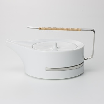 TIME & STYLE VENT BLANC tea pot